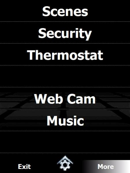 Screens created with HSTouch - HomeSeer Message Board
