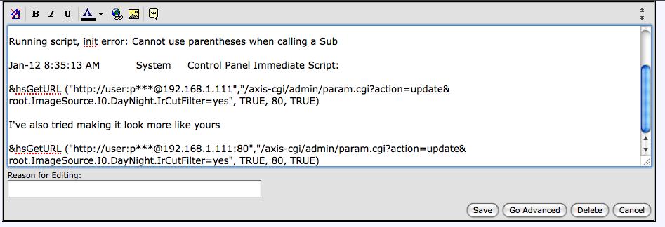 HS3 issue using GetURLIE (worked in HS2) - HomeSeer Message