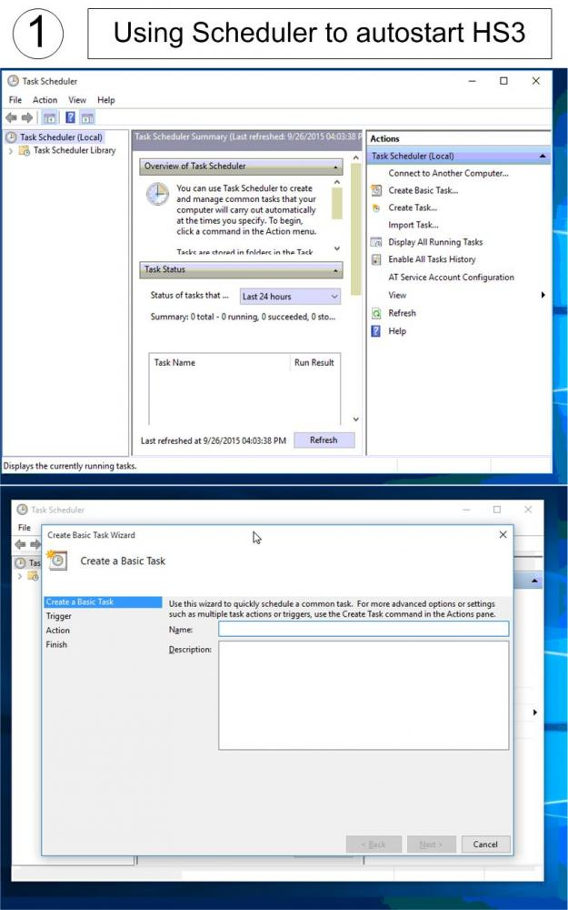 HS 3 and Windows 10   Works! - HomeSeer Message Board