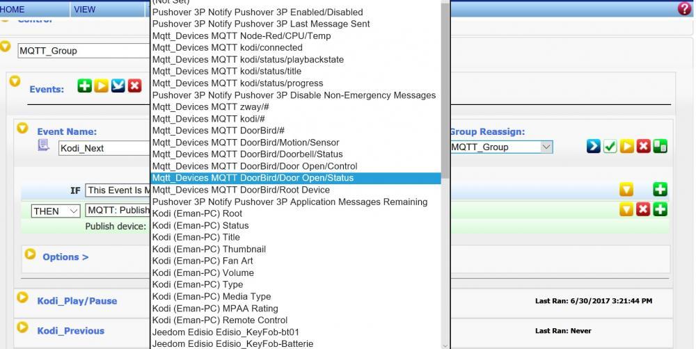 HomeSeer MQTT plugin  - HomeSeer Message Board