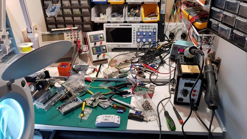 arduino plugin and sonoff - HomeSeer Message Board