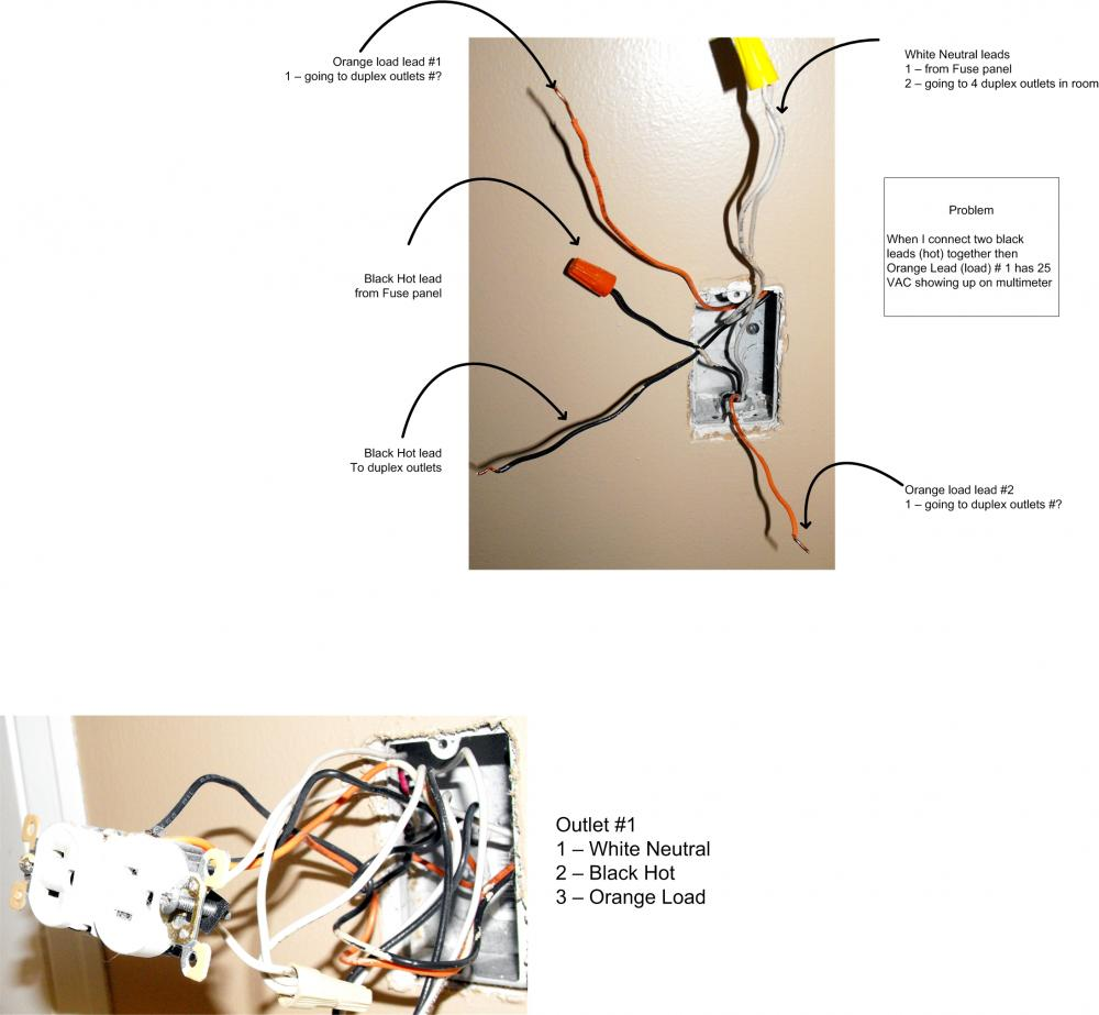 Electric Issue 101 Homeseer Message Board Electrical Wiring Of Outlets Click Image For Larger Version Name Pic 1 Views Size