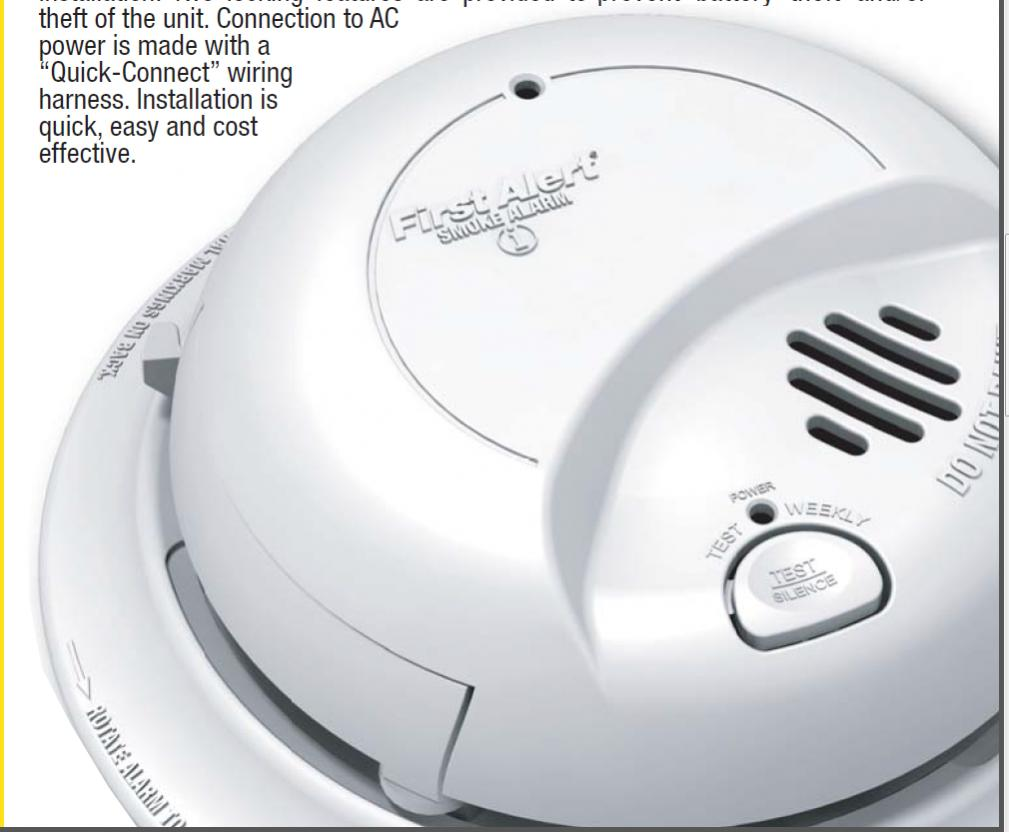 Seriously Which Smoke Detectors Are Best At For Automation Basic Wiring Home Hai Click Image Larger Version Name Brk9120b Views 1 Size 656