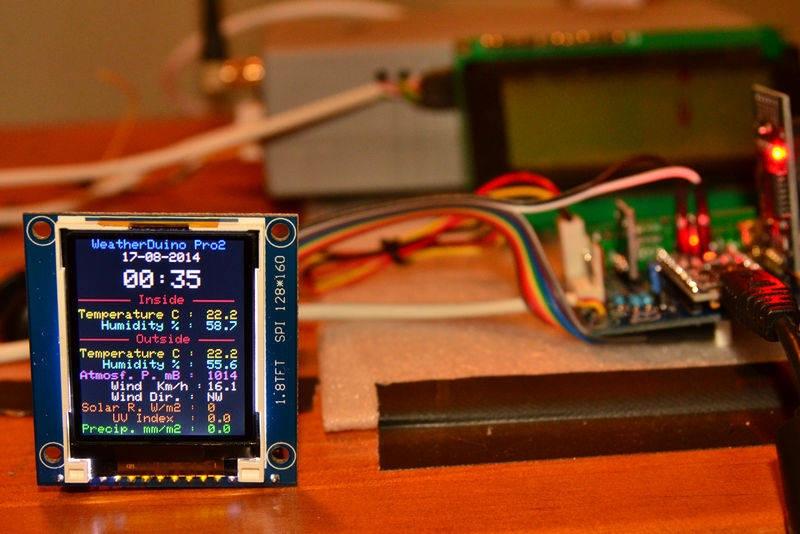 New Weather Station DIY - HomeSeer Message Board
