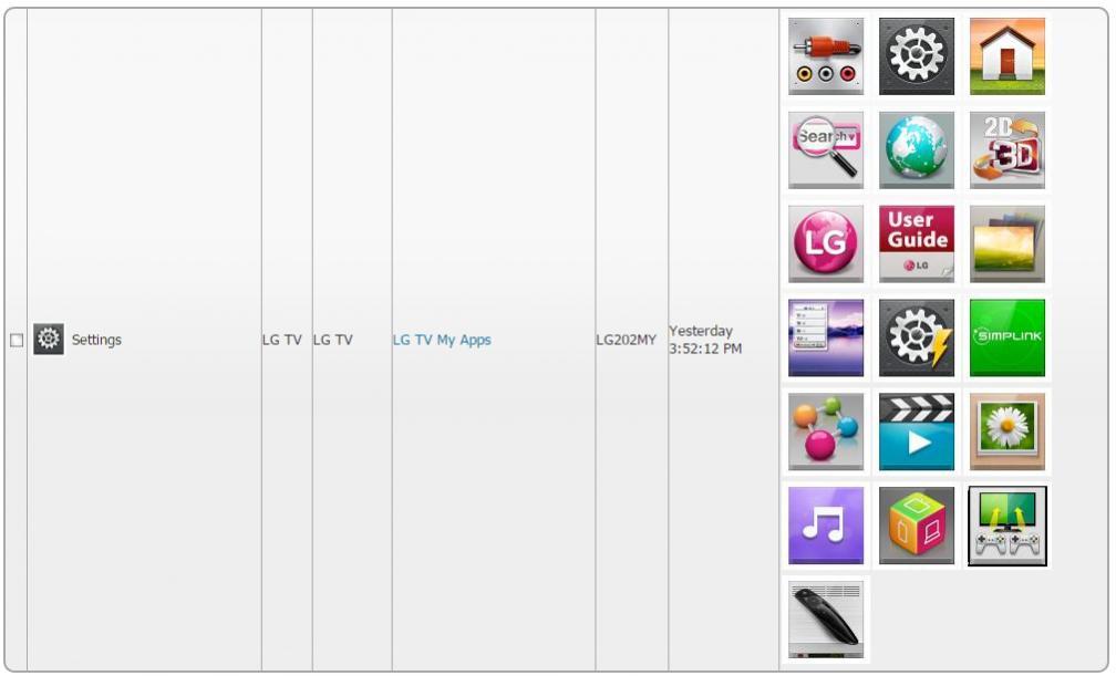 LG Smart TV Control - HomeSeer Message Board