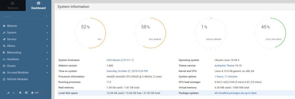 HS3 Linux in Hyper-V - What are your settings? - HomeSeer