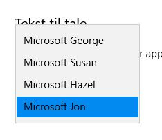 Microsoft Tts Voices