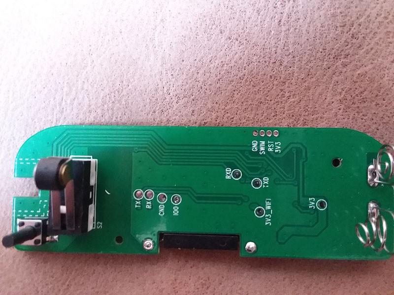 Monprice Stitch Door/Window Sensor uses MQTT - HomeSeer